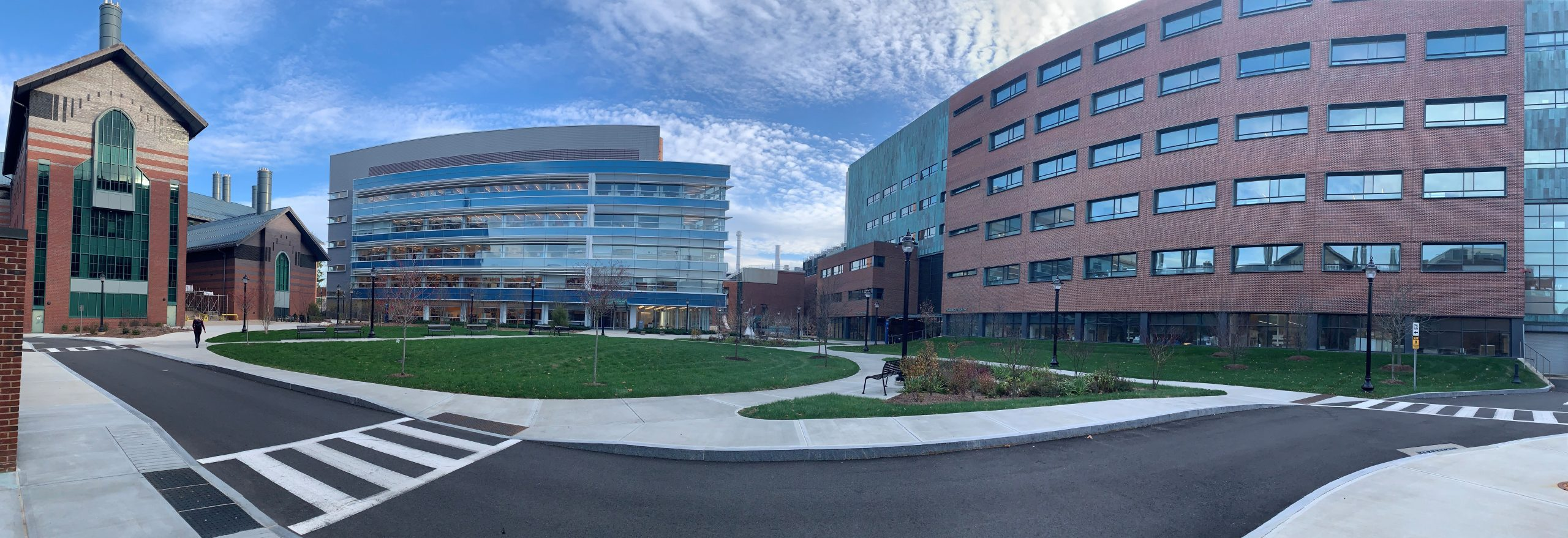 Image of the science quad